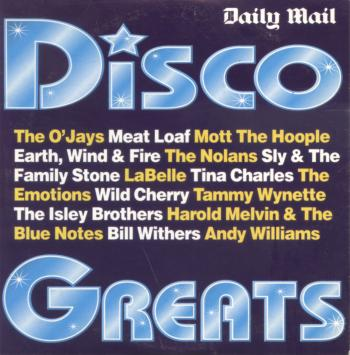 [Daily Mail Disco Greats]